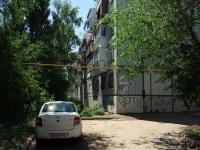 Чапаевск, улица Красноармейская, дом 17. многоквартирный дом