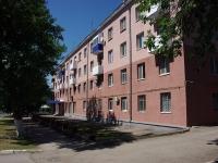 Чапаевск, улица Куйбышева, дом 16. многоквартирный дом
