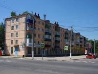 Чапаевск, улица Куйбышева, дом 7. многоквартирный дом