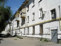 Chapaevsk, Lenin st, house 38. Apartment house