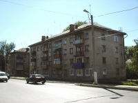 Chapaevsk, Lenin st, house 50. Apartment house