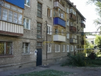 Chapaevsk, Lenin st, house 52. Apartment house