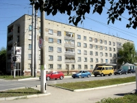 neighbour house: st. Lenin, house 53. Apartment house
