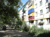 Chapaevsk, Lenin st, house 56. Apartment house