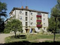 Chapaevsk, Lenin st, house 58. Apartment house