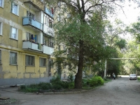 Chapaevsk, Lenin st, house 68. Apartment house