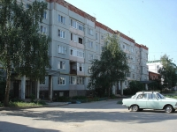 Chapaevsk, Lenin st, house 98. Apartment house