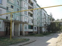 Chapaevsk, Lenin st, house 100. Apartment house