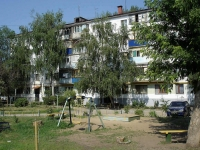 neighbour house: st. Lenin, house 107. Apartment house