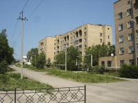 Chapaevsk, Lenin st, house 133А. Apartment house