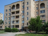 Chapaevsk, Lenin st, house 133Б. Apartment house