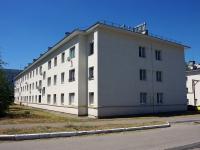 Чапаевск, улица Ленина, дом 13Б. многоквартирный дом