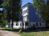 Чапаевск, улица Ленина, дом 4. многоквартирный дом