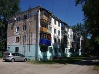 Чапаевск, улица Ленина, дом 6. многоквартирный дом
