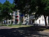 Чапаевск, улица Ленина, дом 17. многоквартирный дом