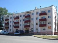 Чапаевск, улица Медицинская, дом 1. многоквартирный дом