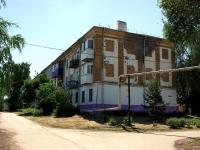 Чапаевск, улица Некрасова, дом 2. многоквартирный дом