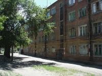 Чапаевск, улица Октябрьская, дом 7. многоквартирный дом