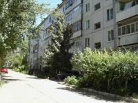 Chapaevsk, Oktyabrskaya st, house 12. Apartment house