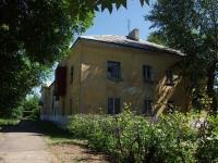 Чапаевск, улица Октябрьская, дом 1А. многоквартирный дом