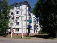 Чапаевск, улица Октябрьская, дом 3. многоквартирный дом
