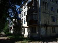 Чапаевск, улица Октябрьская, дом 6. многоквартирный дом