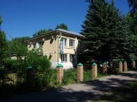 Чапаевск, улица Октябрьская, дом 10. офисное здание