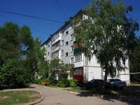 Чапаевск, улица Октябрьская, дом 12. многоквартирный дом