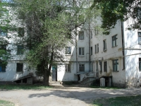 Chapaevsk, Ordzhonikidze st, house 16. Apartment house