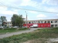 恰帕耶夫斯克市,  , house 17. 多功能建筑