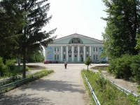 neighbour house: st. Ordzhonikidze, house 18. community center им. Горького