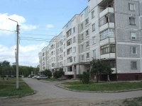 Chapaevsk, Ordzhonikidze st, house 22. Apartment house