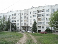 Chapaevsk, Ordzhonikidze st, house 26. Apartment house