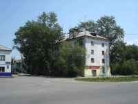 Chapaevsk, Parkhomenko st, house 94. Apartment house