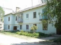 Чапаевск, улица Пархоменко, дом 100. многоквартирный дом