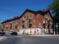 Чапаевск, улица Пионерская, дом 6. многоквартирный дом