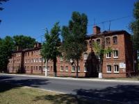 Чапаевск, улица Пионерская, дом 8. многоквартирный дом