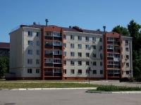 Чапаевск, улица Пролетарская, дом 3. многоквартирный дом