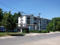 Чапаевск, улица Рабочая, дом 11. многоквартирный дом