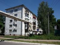 Чапаевск, улица Рабочая, дом 14. многоквартирный дом