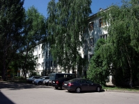 Чапаевск, улица Рабочая, дом 16. многоквартирный дом