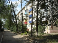 Chapaevsk, Raskovoy st, house 75. Apartment house