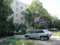 Chapaevsk, Raskovoy st, house 79. Apartment house