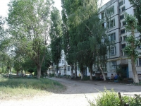 Chapaevsk, Raskovoy st, house 81. Apartment house
