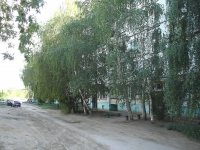 Chapaevsk, Raskovoy st, house 83. Apartment house