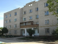 Chapaevsk, Silikatnaya st, house 8. Apartment house