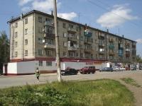 Чапаевск, улица Строительная, дом 1. многоквартирный дом