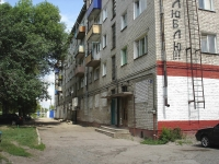 Chapaevsk, Stroitelnaya st, house 1. Apartment house