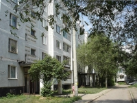 Chapaevsk, Stroitelnaya st, house 2Б. Apartment house