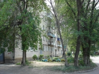 Chapaevsk, Stroitelnaya st, house 2. Apartment house